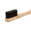 Bambukinis dantų šepetėlis bambuko anglies šereliais, Veg4U