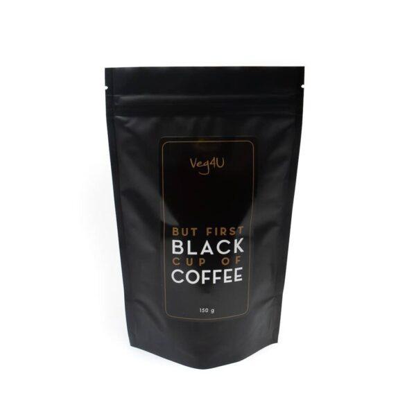 Juoda rūšinė kava BLACK, VEG4U