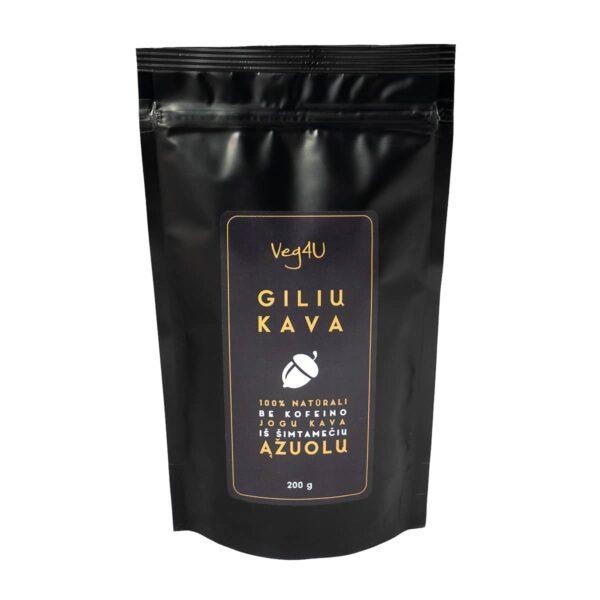 Gilių kava, 200 g. VEG4U
