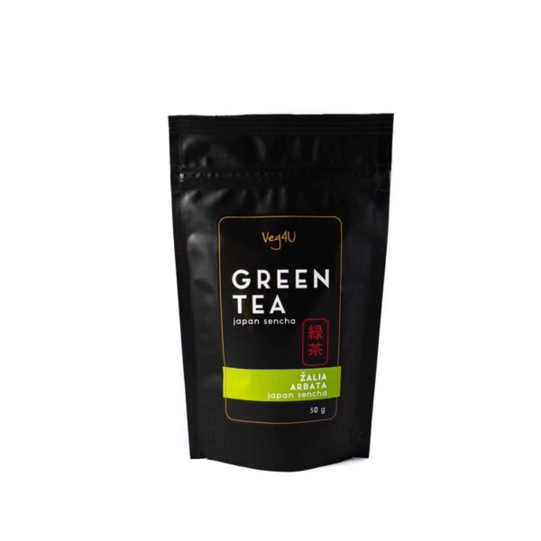 Žalia arbata Japan Sencha, VEG4U